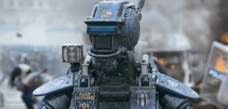 Chappie, le film avec un robot policier de Neill Blomkamp