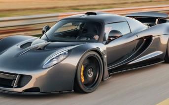 Top 10 des voitures de série les plus rapides au monde