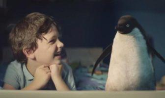 Monty le Pinguin : la pub de noel 2014 John Lewis