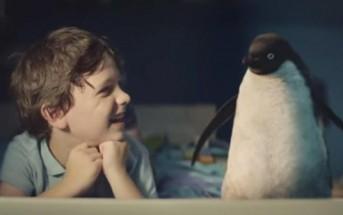 Une histoire d'amitié entre un petit garçon et un pingouin