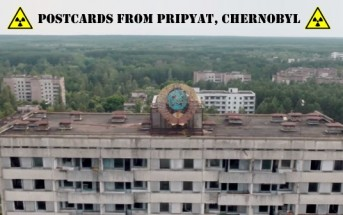 Vidéo : un drone survole la zone interdite de Tchernobyl