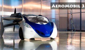 aeromobil : la voiture volante du futur