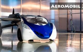 AeroMobil 3.0 : un prototype de voiture volante fonctionnel