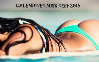 Les 12 surfeuses sexy du calendrier Miss Reef (fesses) 2015