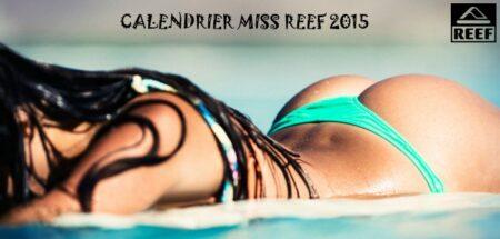 calendrier miss reef 2015 : les plus belles fesses de surfeuses sexy