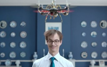 Pub WTF : le drone anti pellicules de Head & Shoulders NL