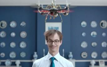 Pub WTF : le drone anti pellicules de Head & Shoulders NL