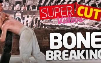 60 secondes d'os qui craquent au cinéma : le montage qui dérange