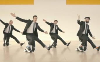 L'incroyable clip du groupe OK Go filmé par un drone