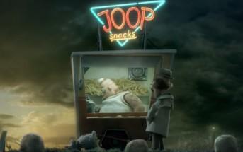 Pommes Frites, court métrage d'animation en stop motion