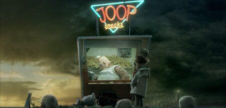 Pommes Frites, court métrage d'animation en stop motion par balder westein