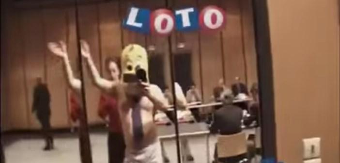 pub FDJ : au revoir président pour le loto
