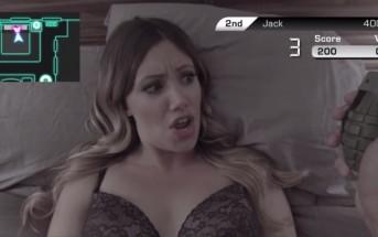 Et si le sexe ressemblait à jouer au jeu vidéo Call Of Duty ?