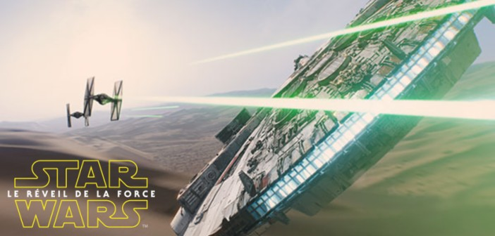 Star Wars 7 : Le réveil de la Force (Episode VII)