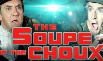 the soupe of the choux