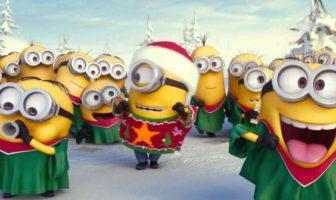 Les Minions - Joyeux Noël