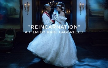 """Reincarnation,"" le film Chanel 2014 par Karl Lagerfeld avec Pharrell Williams et Cara Delevingne"