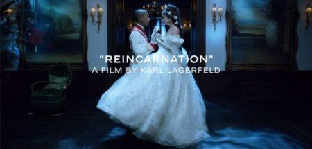 """""""Reincarnation,"""" le film Chanel 2014 par Karl Lagerfeld avec Pharrell Williams et Cara Delevingne"""