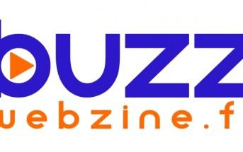 BuzzWebzine change de logo !