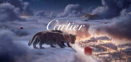 cartier : winter tale 2014
