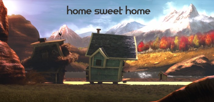 home sweet home, le court-métrage d'animation