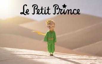 Le Petit Prince : bande annonce du film d'animation 2015