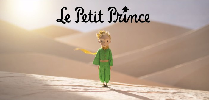 le petit prince : film d'animation 2015