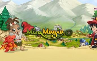 Miramagia, un jeu de ferme magique et fantastique gratuit