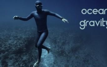 Ocean gravity : en apnée ou en apesanteur dans l'espace ?