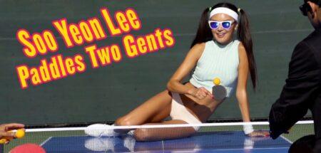ping-pong sexy : Soo Yeon Lee playboy