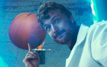 Portal Trick Shots : ils jouent au basket en traversant les murs