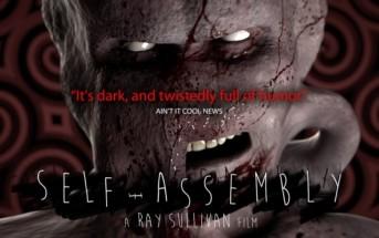 Self-Assembly : un court-métrage troublant sur le deuil