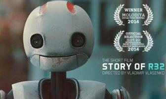 story of R32 : le court-métrage d'animation