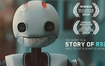 R32, le robot obsolète qui se sent inutile [court-métrage d'animation]