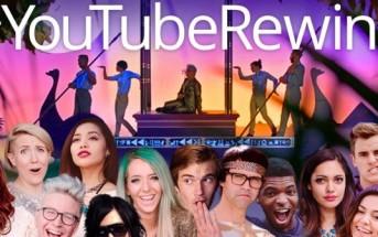 YouTube Rewind, le megamix des vidéos buzz de l'année 2014