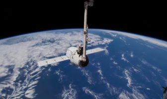 Alexander Gerst timelapse de la terre depuis l'espace