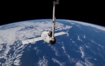 Timelapse de la Terre vue depuis l'espace 6 mois en 6 minutes