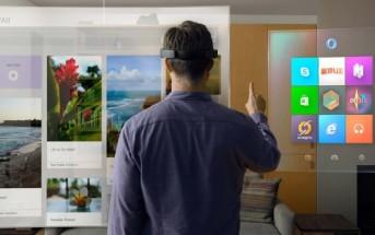 Le casque holographique Microsoft HoloLens : l'ordinateur du futur ?