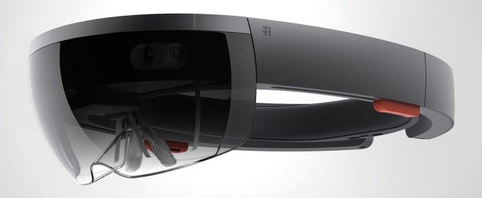 Microsoft HoloLens, le casque holographique