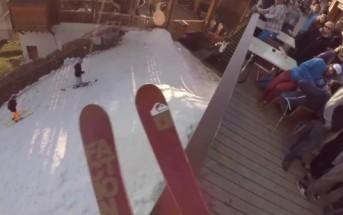 Mettez vous dans la peau du skieur freestyle Candide Thovex