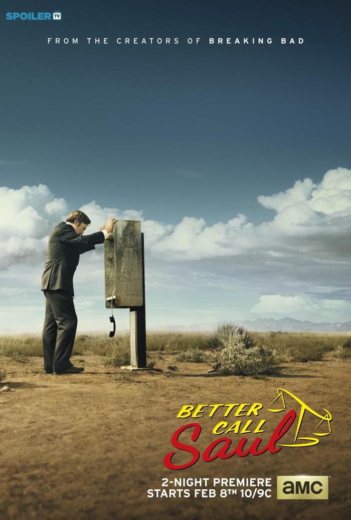 Better call Saul : poster de la série spinoff de Breaking Bad