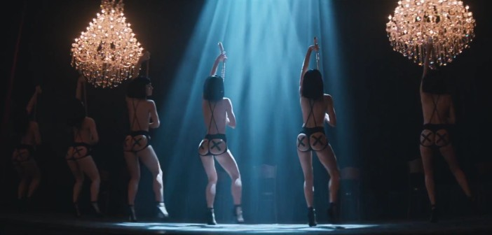Le clip sexy de The Weeknd pour la BO du film érotique 50 nuances de Grey