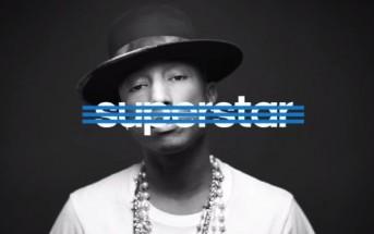 Qu'est ce qu'une superstar ? par Pharrell, Beckham et Rita Ora