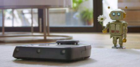 pub aspirateur robot Kobold VR200