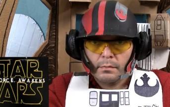 Le trailer de Star Wars 7 suédé [parodie fait maison]