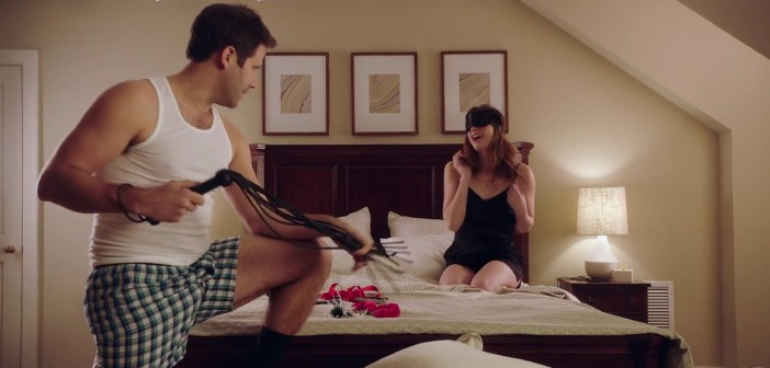 50 nuances de Grey parodié dans une pub pour les préservatifs Torjan