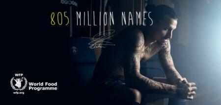 805 Million Names – Zlatan Ibrahimović