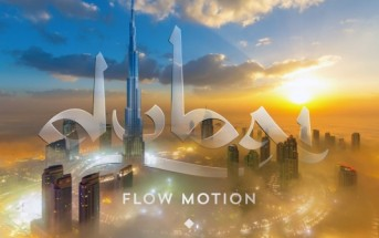 Vidéo : un voyage surréaliste à Dubaï en Flow Motion