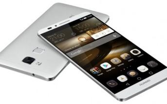 Huawei Ascend Mate 7 : la phablette qui va vous surprendre