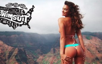 Vidéo + photos : Irina Shayk sexy pour Sports Illustrated 2015